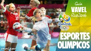 Handebol: tudo o que você precisa saber para o Rio 2016