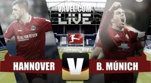 Resultado Hannover 96 - Bayern de Múnich en Bundesliga 2015: sin despeinarse para la fiesta (0-1)