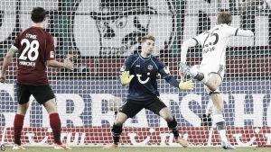 Resultado Hannover 96 vs Bayern de Múnich (1-3) en Bundesliga 2015