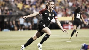 Heather O'Reilly returns the NWSL with the North Carolina Courage
