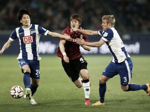 Hannover 96 vs Hertha Berlin: Stocker strike cancels out Schulz