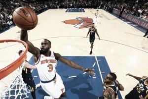 NBA - Vittoria casalinga dei Knicks sui Jazz; gli Hawks passeggiano contro i Kings