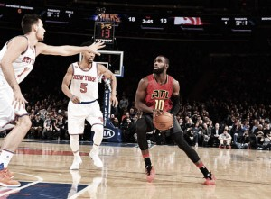 Atlanta Hawks will not match New York Knicks' 4-year, $71 million offer for Tim Hardaway Jr