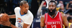 Harden busca reclutar a Durant