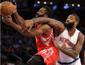 New York Knicks Fall To Houston Rockets In Overtime, 116-111