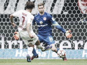 Eintracht Frankfurt 4-5 VfB Stuttgart: Veh victorious on return to Frankfurt