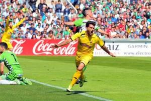 El Reus apaga con goles la caldera de El Sardinero