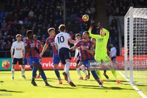 Crystal Palace 0-1 Tottenham Hotspur: Late Kane goal earns Spurs three points