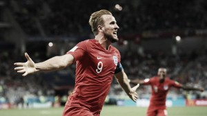 Harry Kane Dijagokan Raih Sepatu Emas di Piala Dunia 2018