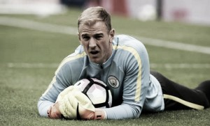 Joe Hart to bid farewells to Manchester City in final match