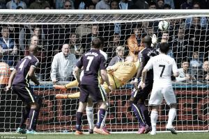 Hart: Saves mean more when they win us points