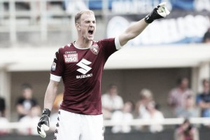 "Hart: ""I was happy at Manchester City"""