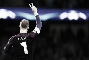 Hart bids farewell to Manchester City