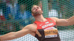 Harting se lleva el disco a medio gas