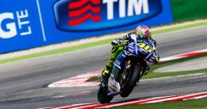 MotoGP San Marino: Rossi perfetto. Il Drake, il popolo giallo e sono 107