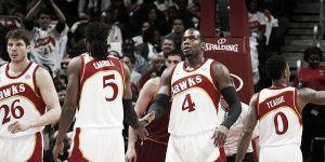 Atlanta no se achica ante los Cavaliers