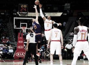 Atlanta Hawks end skid with 95-91 win over Phoenix Suns