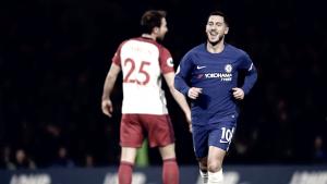 Eden Hazard admite que podría dejar Chelsea