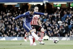 Premier League - Il Chelsea cala il poker sui Saints e allunga sul Tottenham