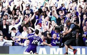 Chelsea 1-0 Manchester United: Blues move one step closer to title