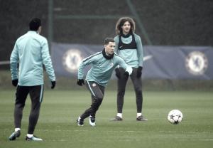 """Eden Hazard: """"Es bueno ser comparado con los mejores"""""""