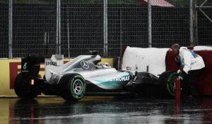 FP2 do GP do Canadá : Hamilton segue na frente mas sofre acidente