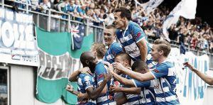 El Vitesse se vuelve a disparar en el pie y alarga el milagro del Zwolle