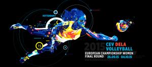 Presentazione del Campionato Europeo di volley femminile