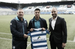 Zwolle confirma empréstimo de jovem meia marroquino Mastour junto ao Milan