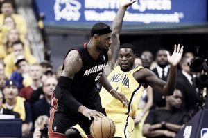 Le Heat s'impose et recolle aux Pacers