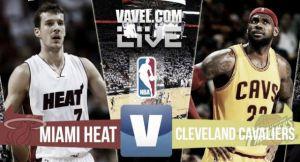 Resultado Miami Heat vs Cleveland Cavaliers en vivo (106-92)