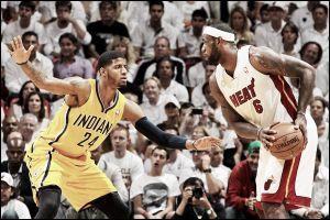 Indiana Pacers vs Miami Heat, NBA en vivo y en directo online