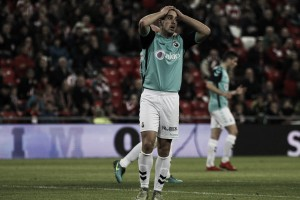 Athletic de Bilbao - Racing de Santander, puntuaciones del Racing en Copa del Rey