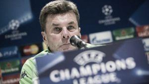 """Hecking: """"Quiero felicitar al PSV"""""""