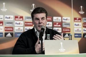 """Dieter Hecking: """"La derrota contra el Hamburgo llegó en el momento perfecto"""""""