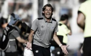 """Heinze: """"No voy a resignar la manera de ver el fútbol ni el esquema"""""""