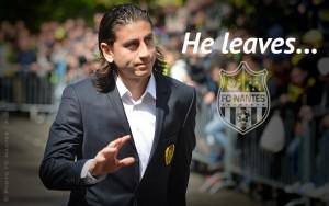 Bedoya abandona el Nantes