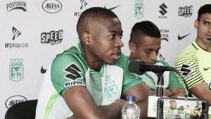 """Helibelton Palacios: """"Estamos enfocados en Rionegro, sabemos que es un rival intenso"""""""
