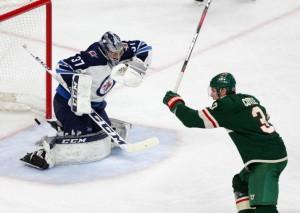 Winnipeg pushes Minnesota to brink of elimination