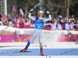 Sochi 2014: la Staffetta parla svedese anche al maschile