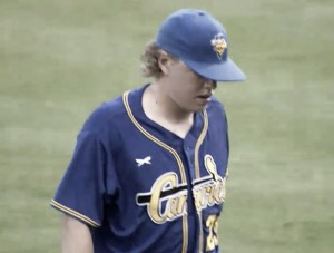 Sioux Falls Canaries defeat St. Paul Saints 7-3 behind 7 innings from Bo Hellquist
