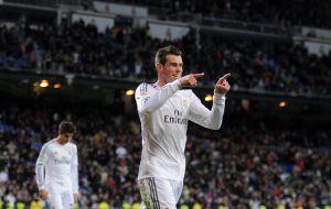 Real Madrid, Bale assure l'intérim