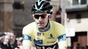 Sergio Luis Henao mantuvo el liderato en una etapa de infarto