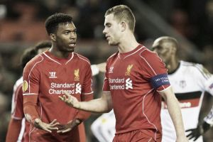 Jordan Henderson injury scare as vice-captain misses training ahead of Besiktas trip