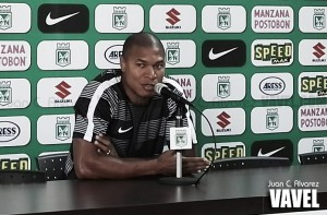 """Alexis Henríquez: """"Demostramos porque somos el mejor equipo de Colombia"""""""