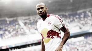 Thierry Henry calls time on his spell with Major League Soccer side New York Red Bulls
