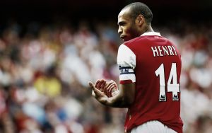 Former Arsenal striker Thierry Henry retires