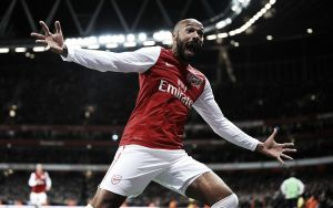 Ranking Thierry Henry's Top 5 goals for Arsenal