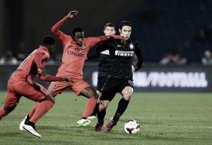 Inter: a Marrakech sconfitta di misura, bene Bonazzoli e Handanovic