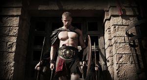 Primeras imágenes de Kellan Lutz como 'Hércules'